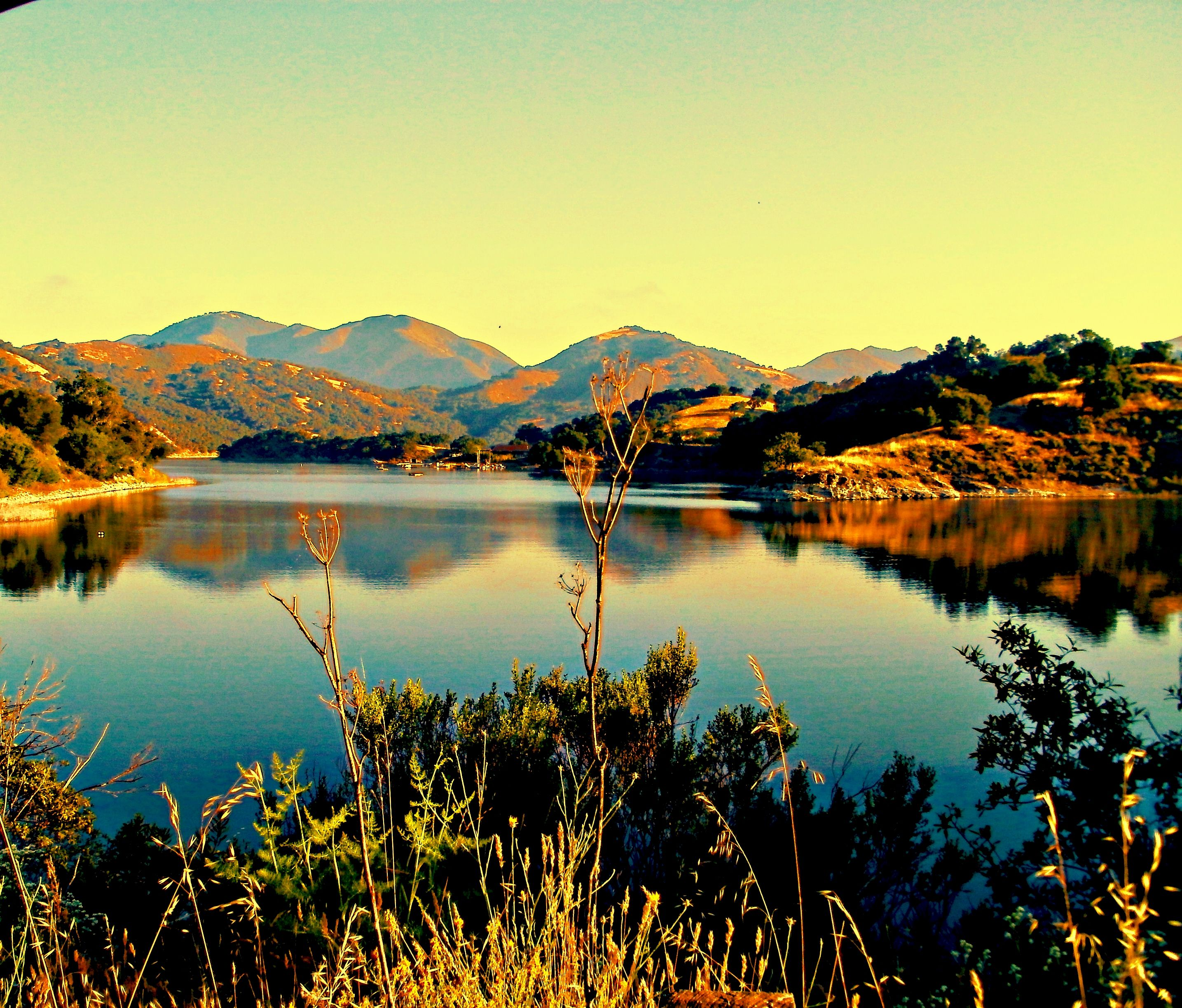 My favorite place in the world, Lopez Lake!   Lopez lake ...