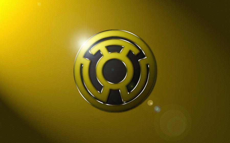 Sinestro Corps Logo Wallpaper By Superman3diantart On