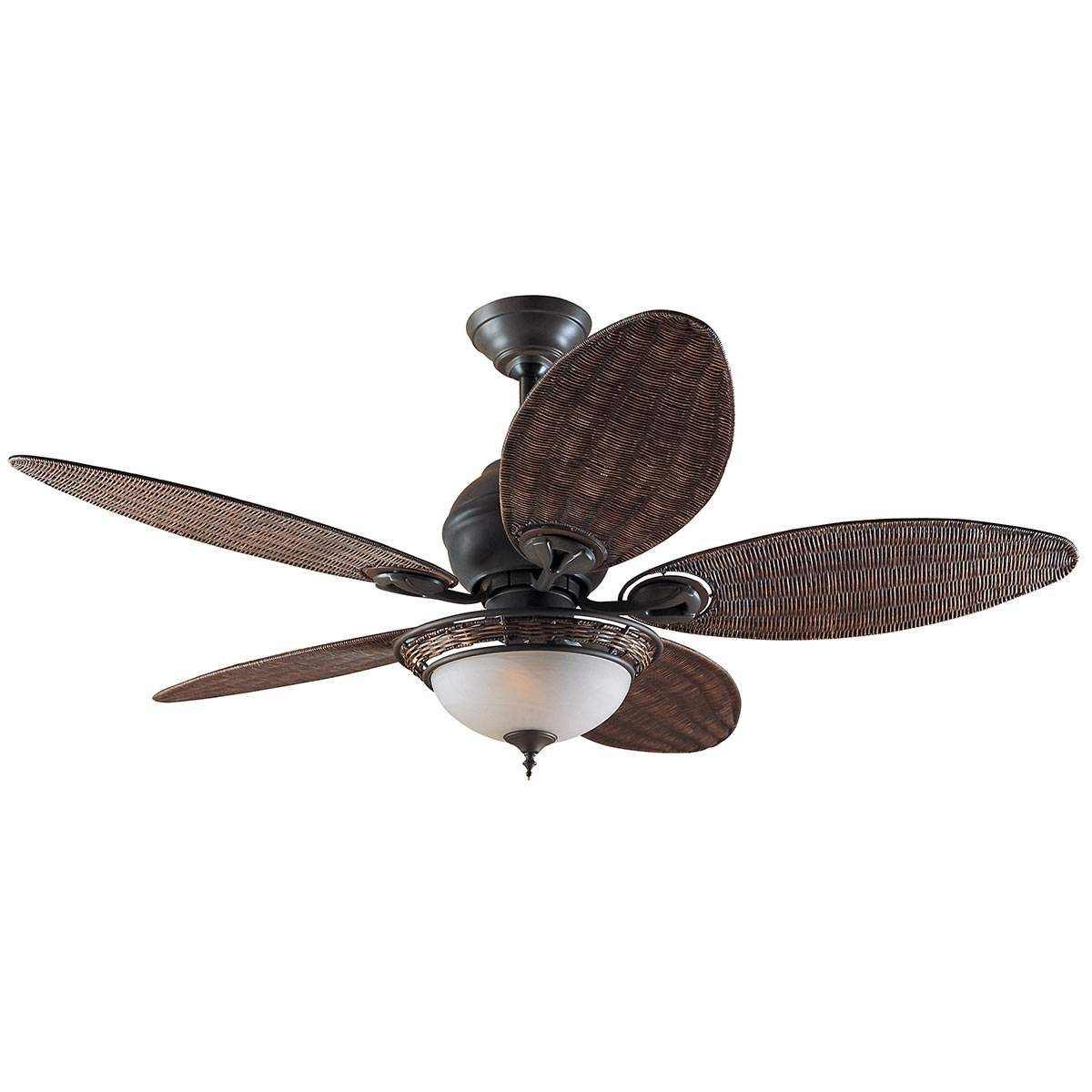 Hunter Caribbean Breeze Deckenventilator Deckenventilator Ventilator Und Bronze