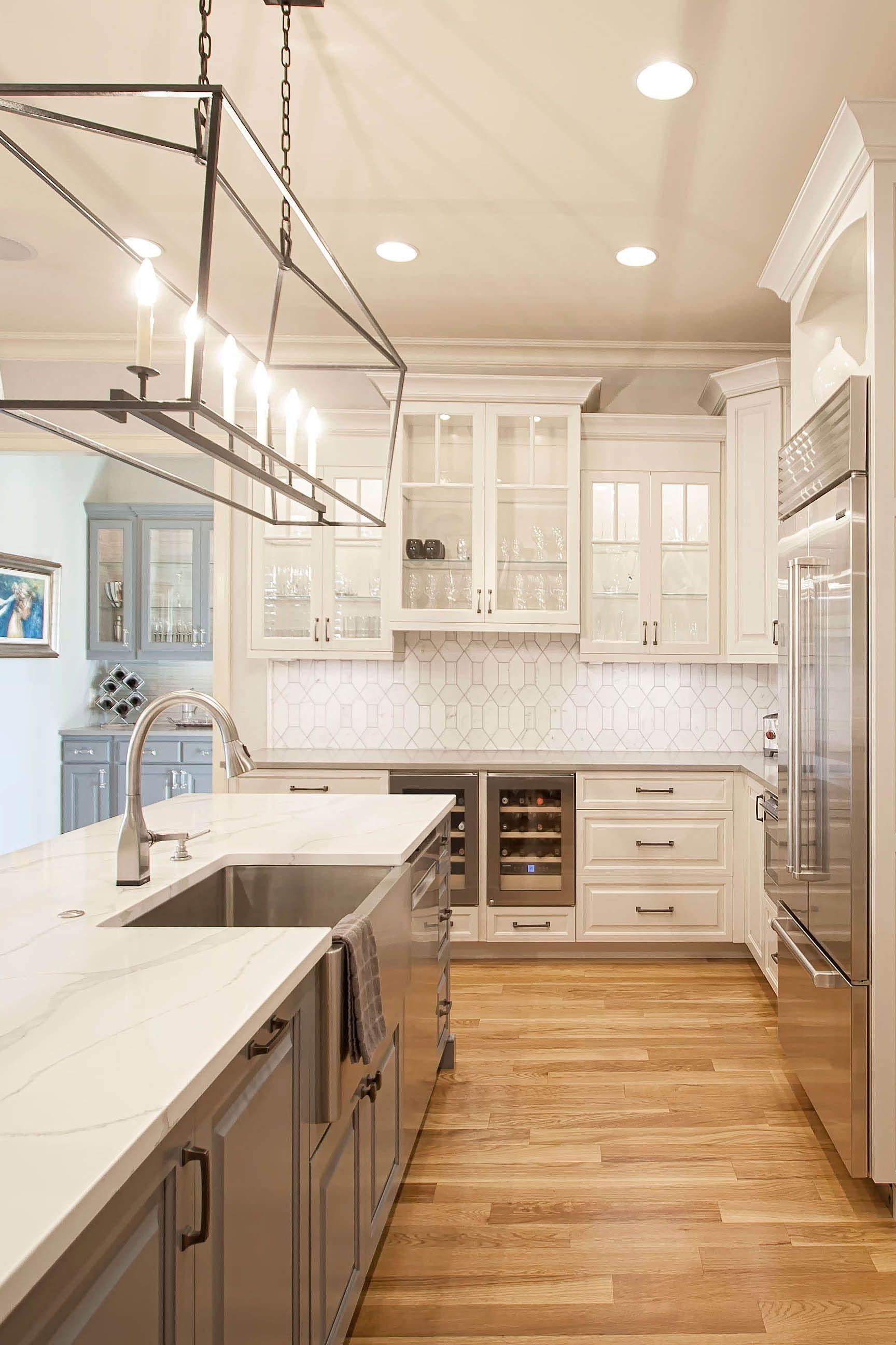 White Kitchen White Kitchen White Kitchen Paint Light Wood Floors