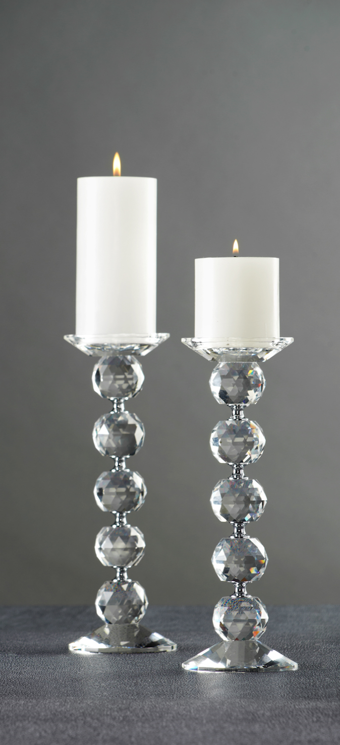 Crystal orb pillar holder Лампы pinterest crystals spaces and