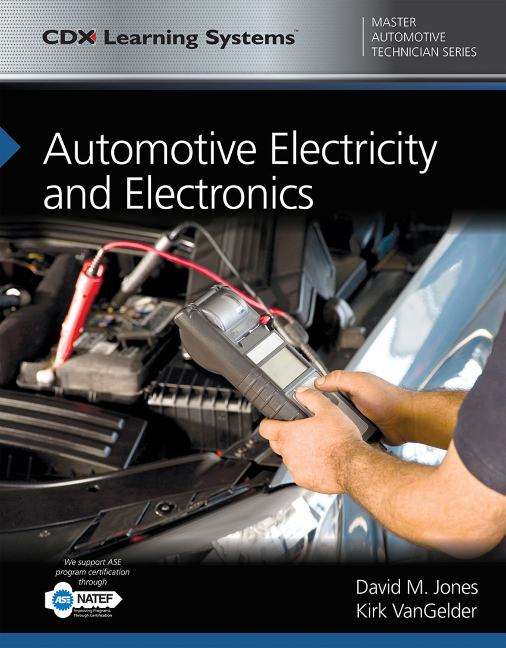 CDX Automotive Mast Electricity and Electronics (eBook