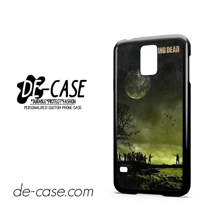 The Walking Dead Art DEAL-11052 Samsung Phonecase Cover For Samsung Galaxy S5 / S5 Mini