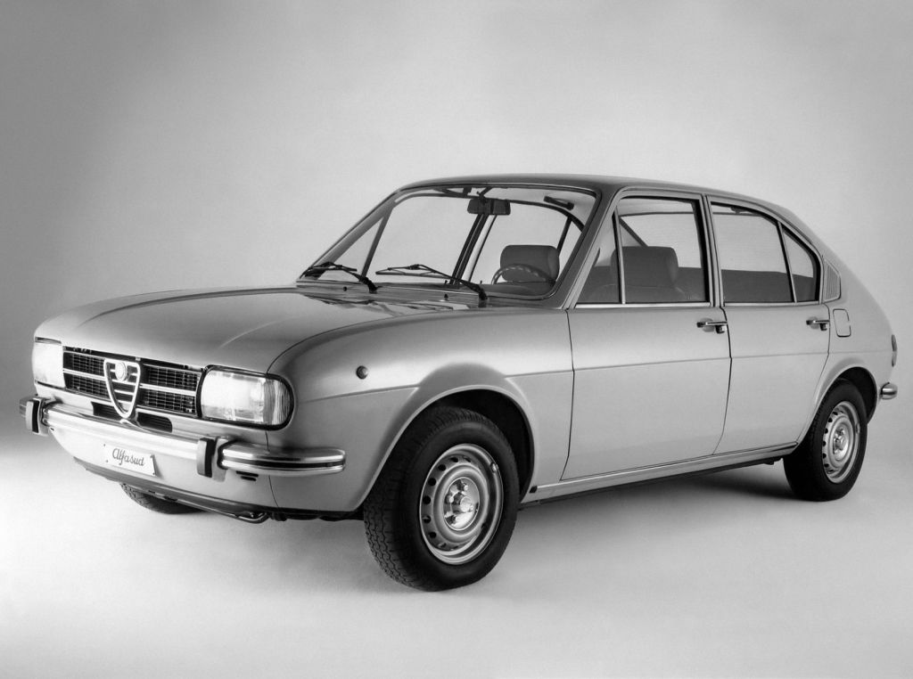 Alfa Romeo Alfasud L 901 1975 76 Alfas