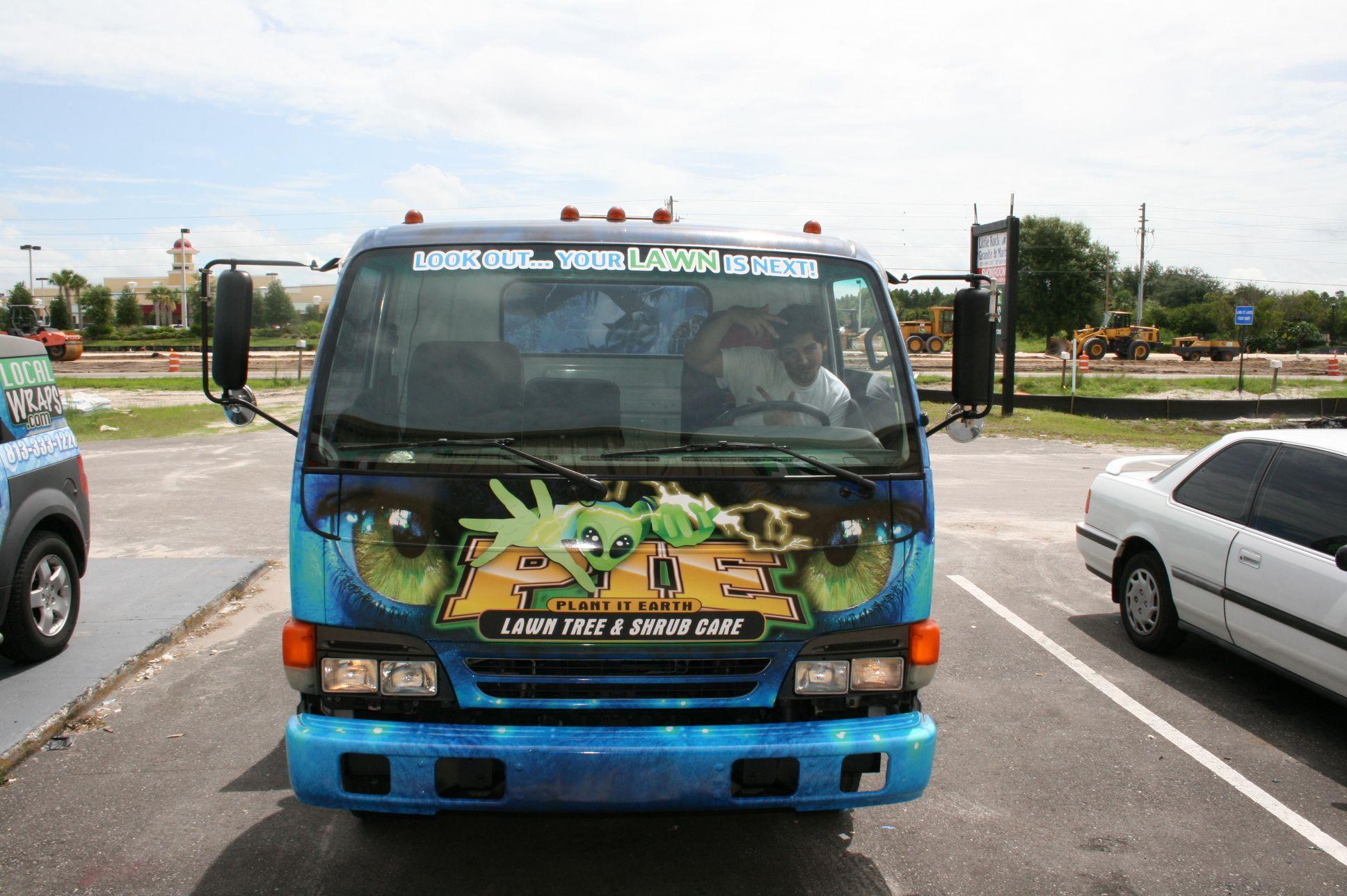 Captivating Plant It Earth Alien S Me Plant It Earth Alien S Me Spray Truck Wraps Pinterest Plant It Earth Bradenton Fl Plant It Earth Bradenton houzz-03 Plant It Earth