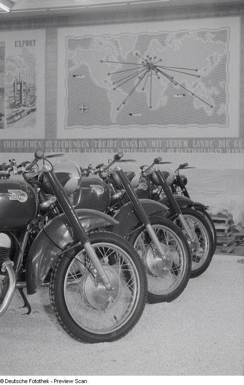 Csepel 1955