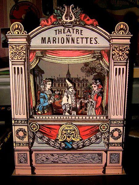 Tarot Girl Queen Of Wands: Tarot Girl: Paper Theatres - I Can Hook You Up
