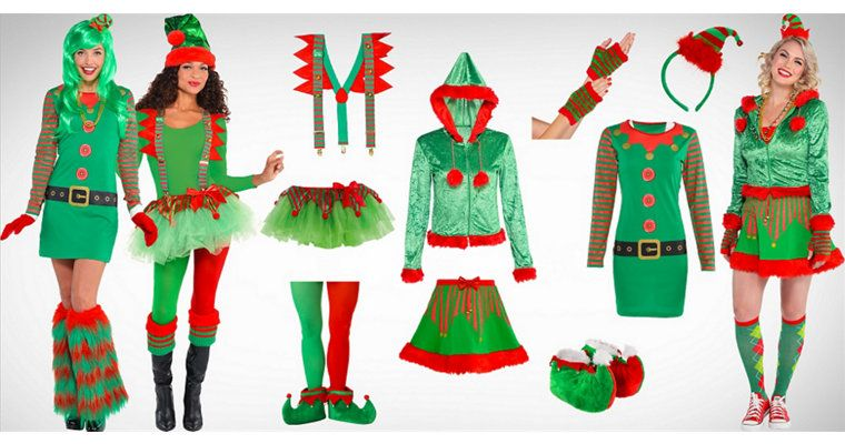 Christmas - Elf Costumes