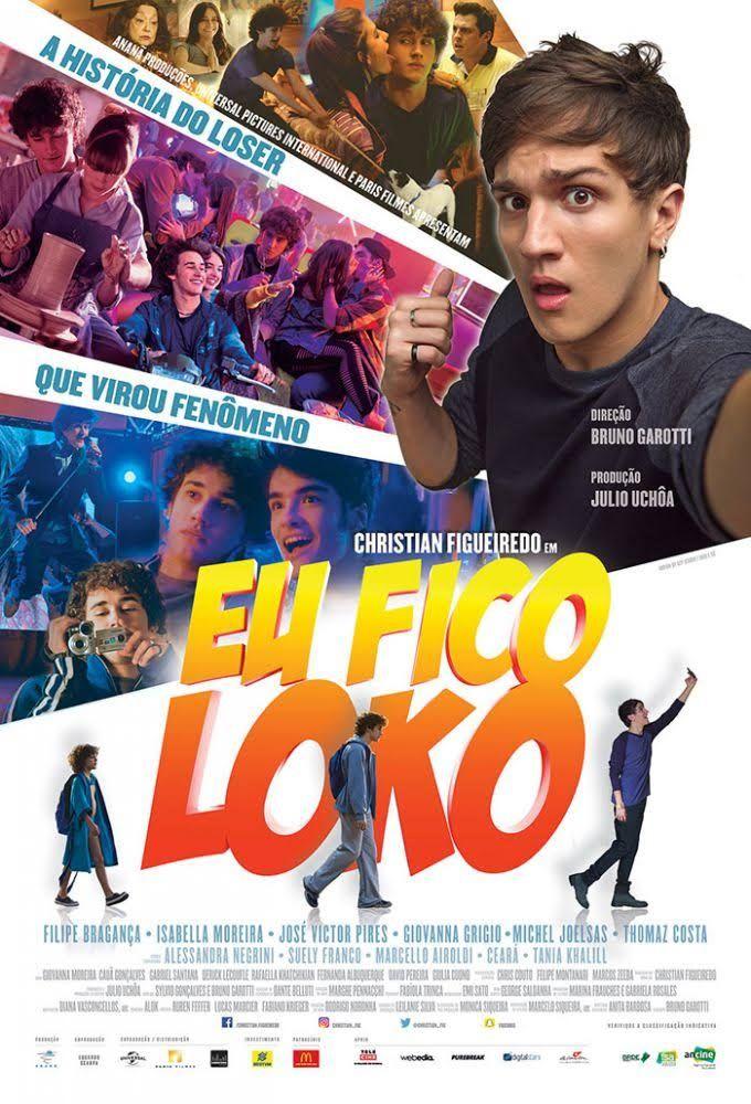 Eu Fico Loko 2017 Eu Fico Loko Filme Filmes Hd Filmes
