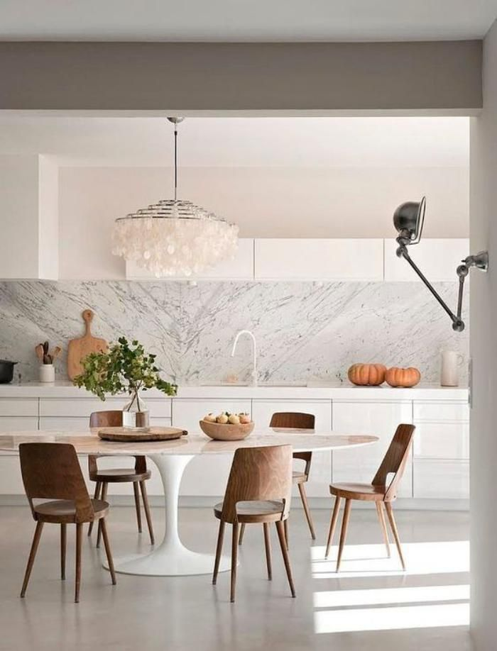 La Table De Salle à Manger En 68 Variantes Dining Room Pinterest