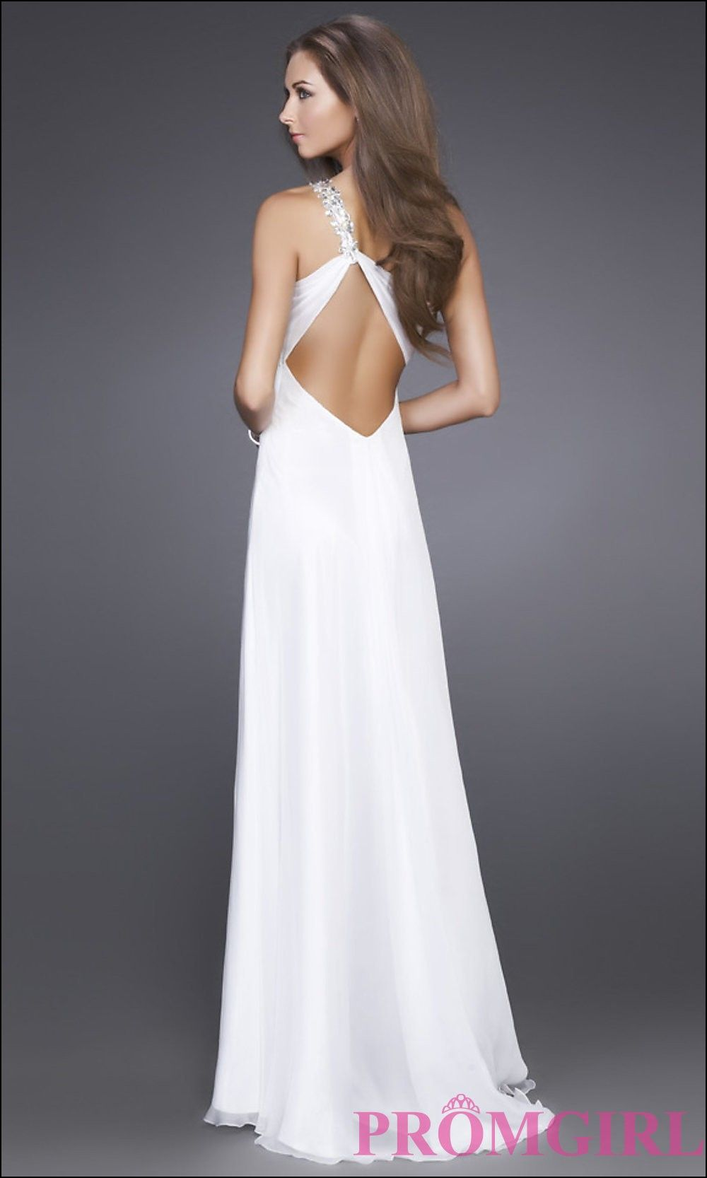 White Dinner Gown | Dresses and Gowns Ideas | Pinterest | Dinner ...