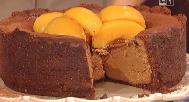 La ricetta della cheesecake al cioccolato e caffè, la torta di Ambra Romani | Ultime Notizie Flash