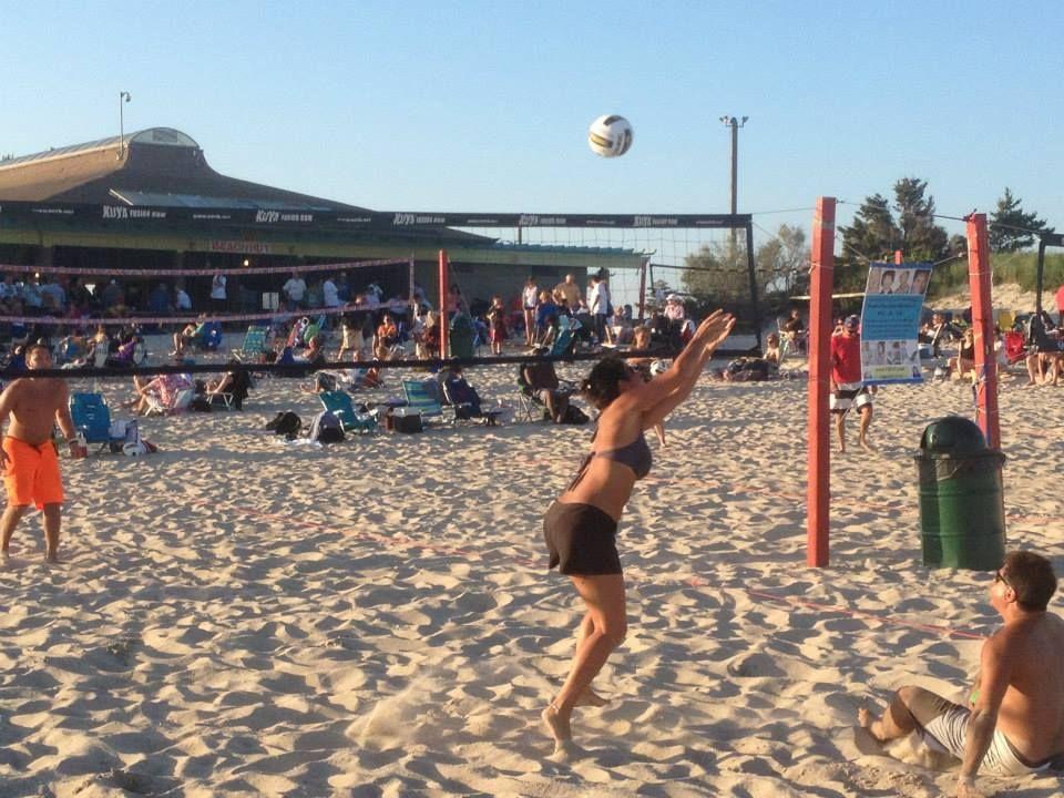 Cedar Beach Beach Volleyball Us Beaches Summer Is Coming