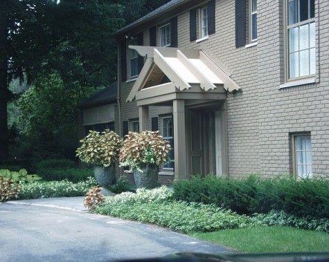 Best Roof Over Door Mansard Roof Outdoor Decor Landscape Design 400 x 300