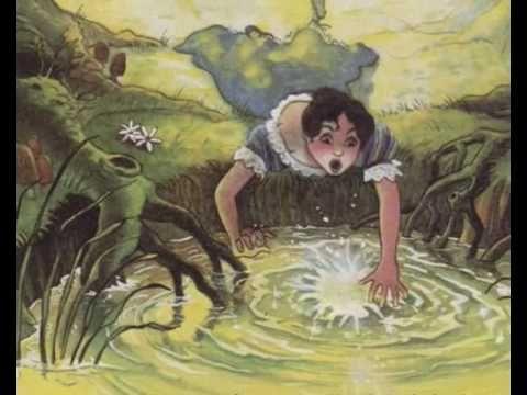 Cuenta Cuentos: La Rana Encantada. (con imágenes) | Cuentos, La ...