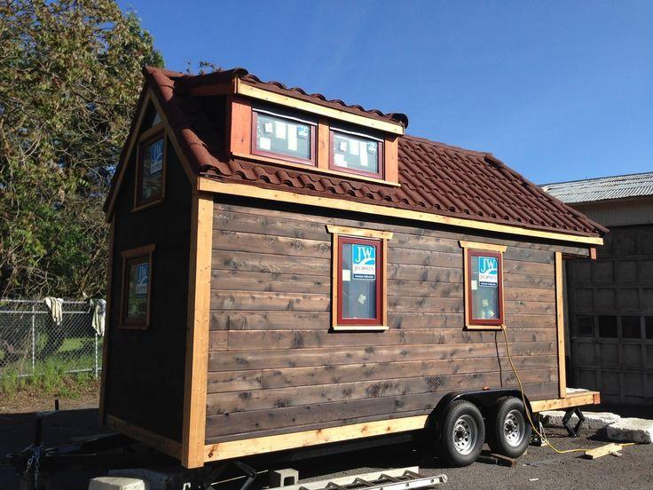 Image Result For Shou Sugi Ban Tiny House Tiny House Exterior