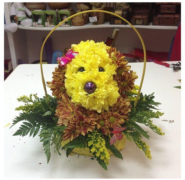 Dog flowers   Floral Arrangements that are Spectacular!   Pinterest ...