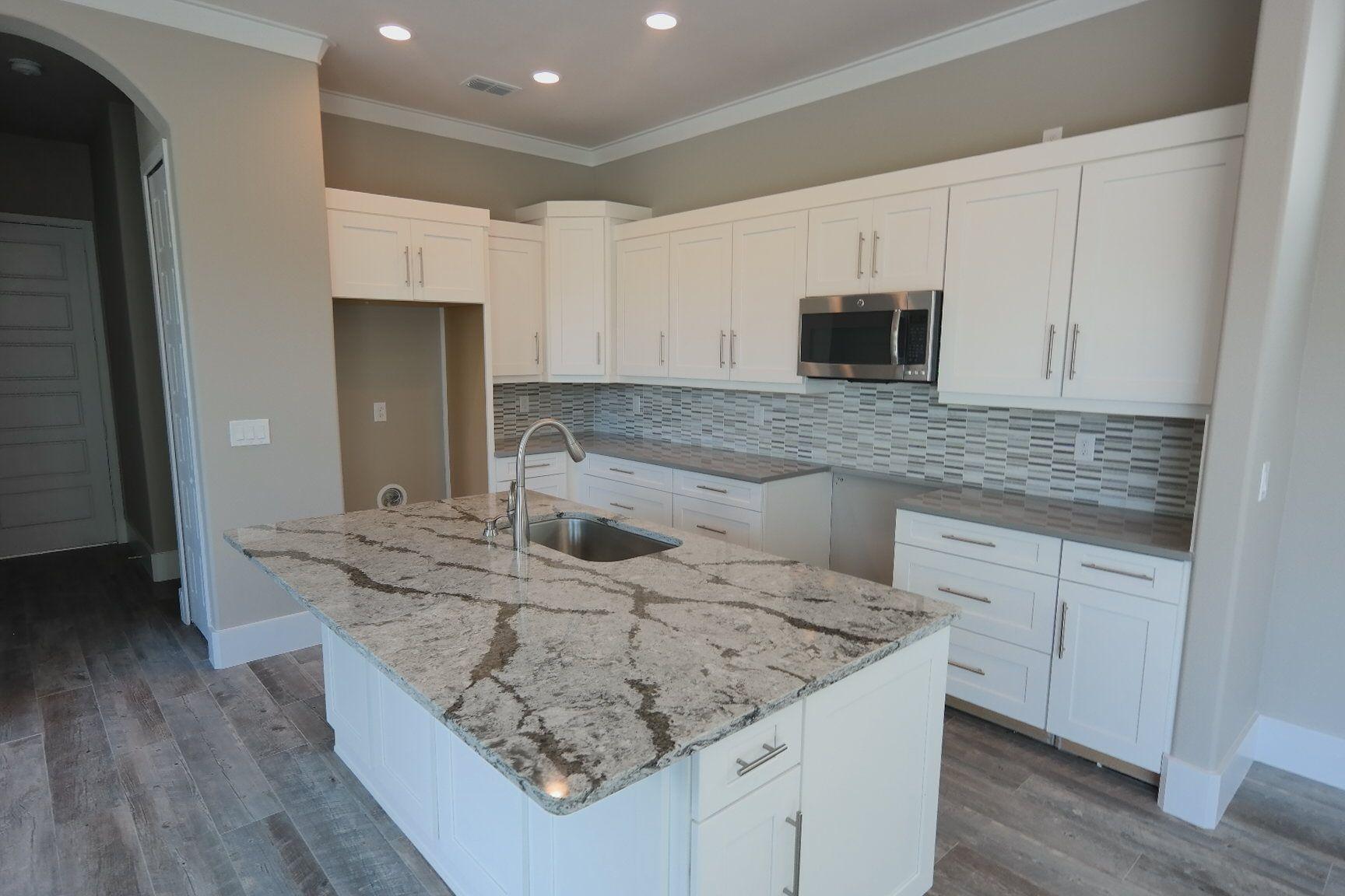 Skobel Homes In Gainesville Fl Diy Kitchen Countertops Kitchen Countertops Redo Kitchen Counter Tops