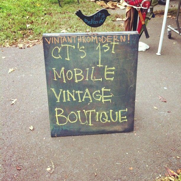 Vintanthromodern Vintage Branding: logos, signage, DIY packaging, giveways, posters, flyers and more