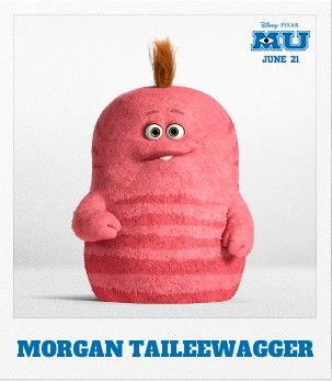 b73ec2c16a2 Create your own Monster University Character!!