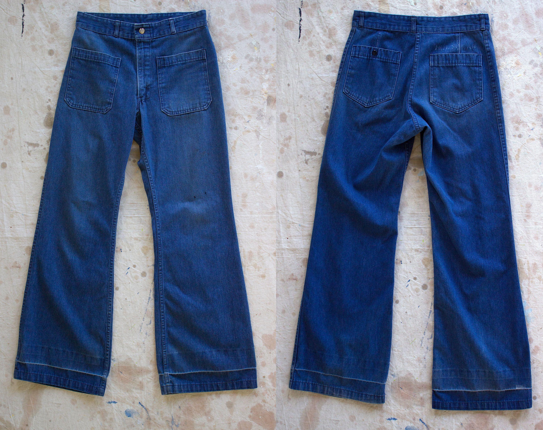 Vintage Wrangler No Fault Jean Jeans High Waist Misses 12 29 Waist Made In Usa Ebay High Waist Jeans Vintage Wrangler Vintage Denim