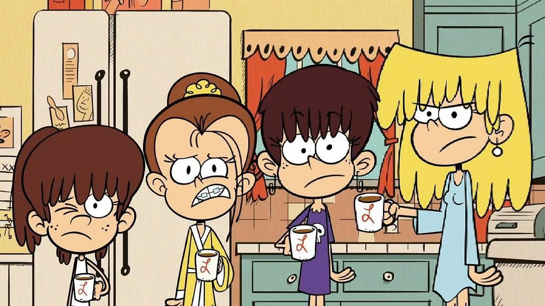 Theloudhouse  Instagram Photos And Videos  Loud House -5776