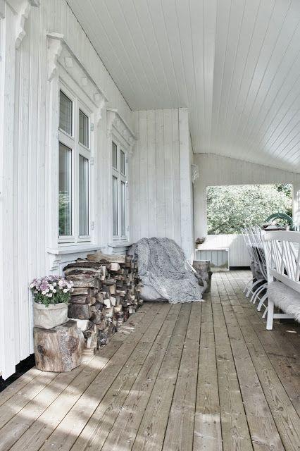 Pin von Hedi De Wit auf Porches \ Patiou0027s Pinterest - renovierung der holzterrasse