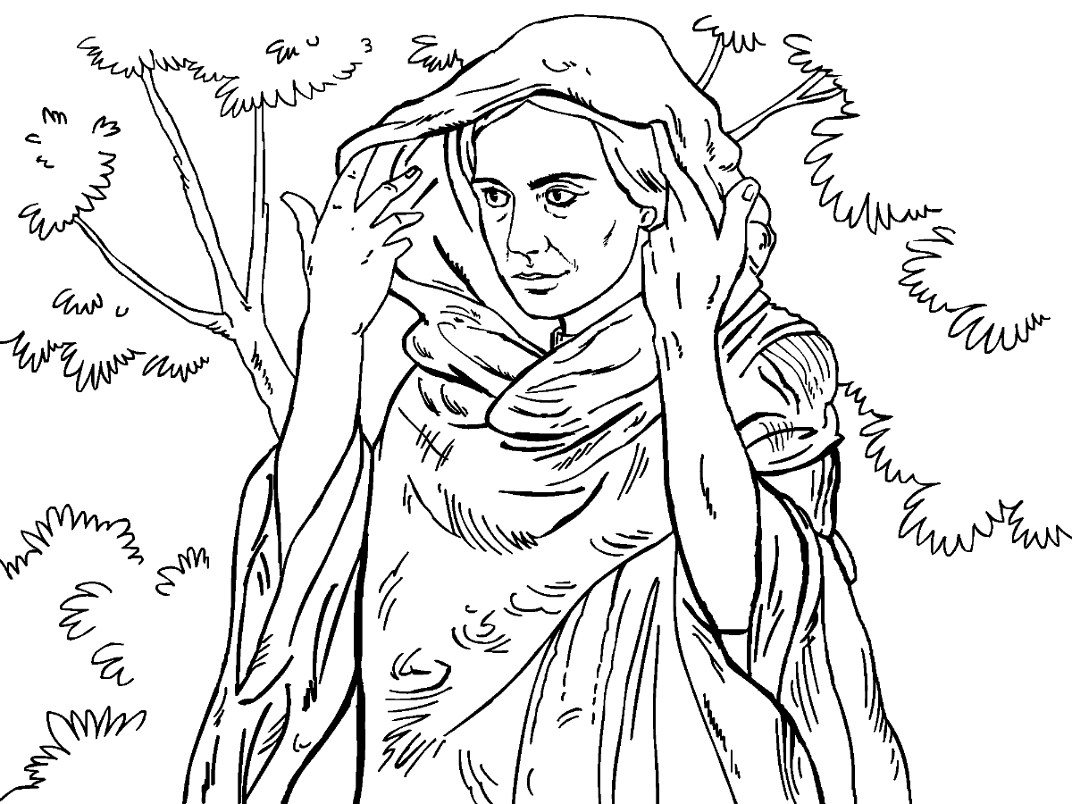 Game Of Thrones Colouring In Page - Milesandre