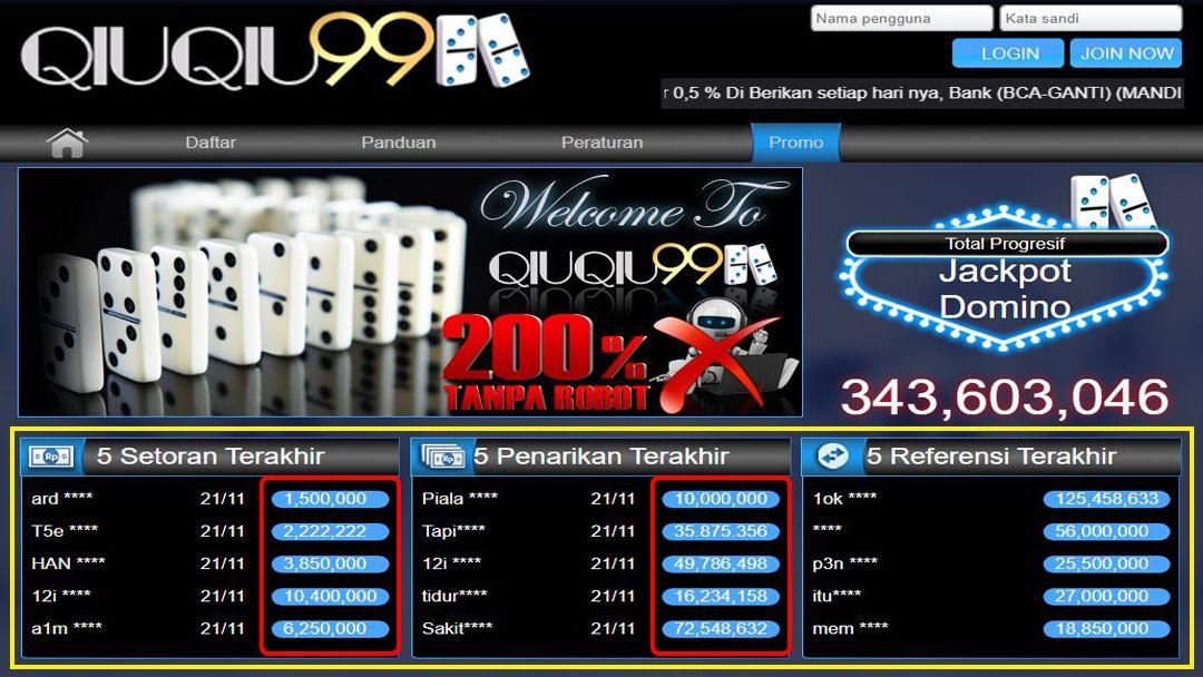 Pin On Kumpulan Situs Agen Domino Online