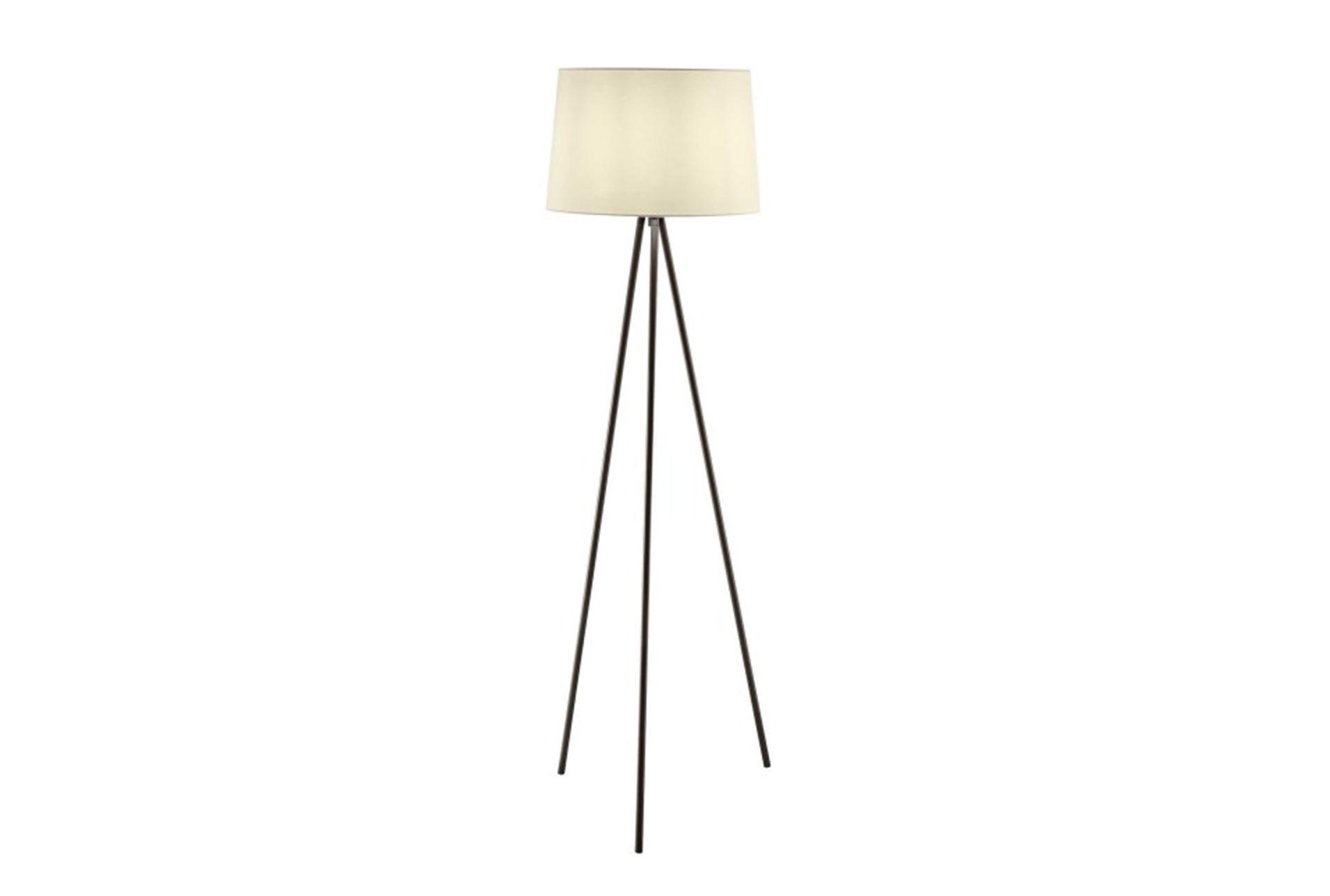 Floor Lamp Spectra Black