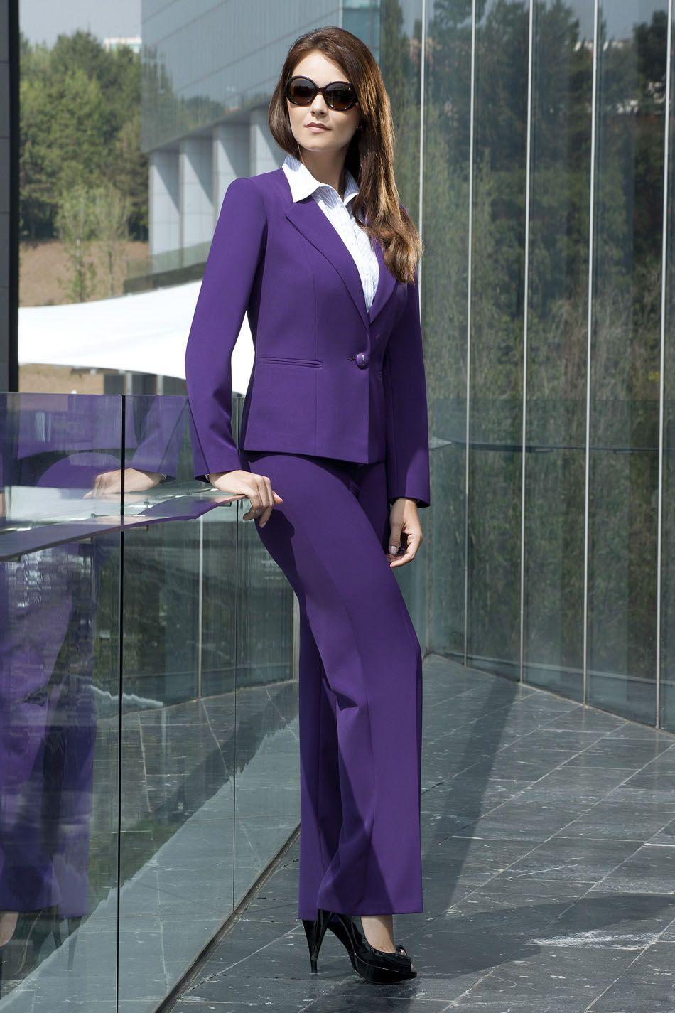 traje sastre para dama verano - Buscar con Google | Mi estilo ...
