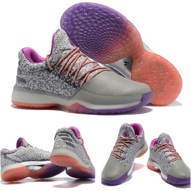 53f12526f588 No Brakes adidas Harden Vol. 1 All Star BW0549 Solid Grey   Solid Grey -