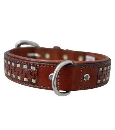 b8e17e851fc Angel™ Tulsa Leather Dog Collar 1