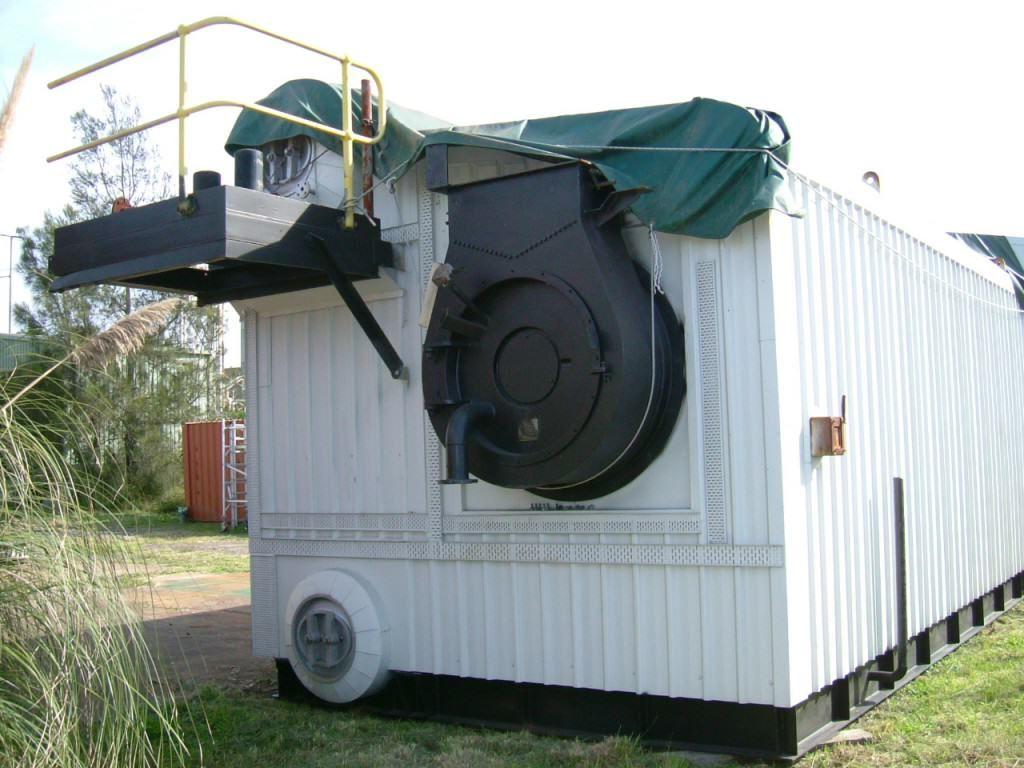 Refurbished Boilers - Pacific Boilers has been refurbishing large ...
