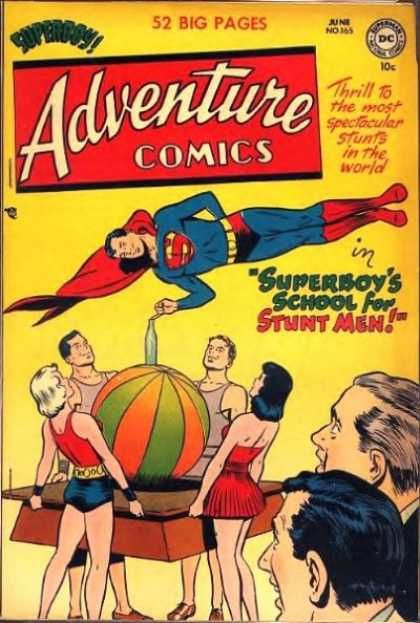 Adventure Comics #165 - Superboy