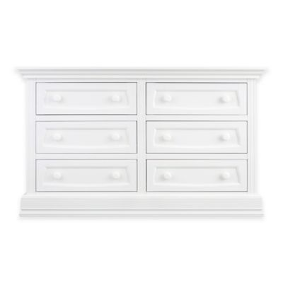 See more detail about Baby Appleseed® Davenport 6-Drawer ...