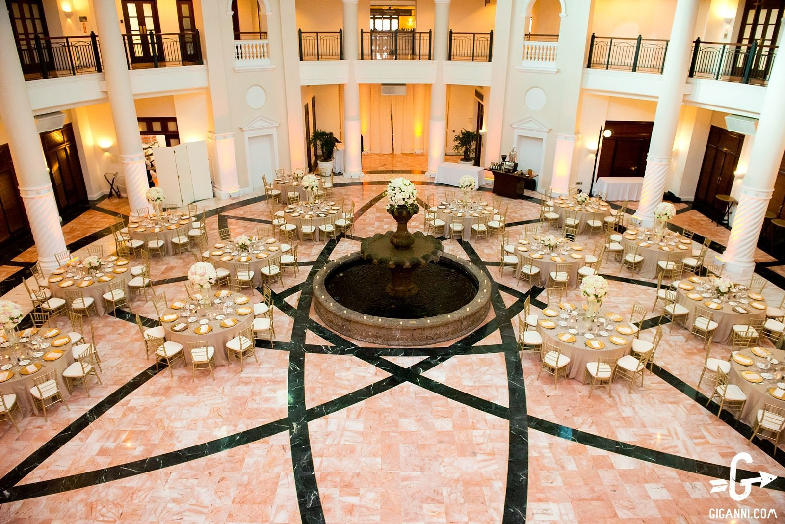 Pictures Of A Gorgeous Wedding At The Westin Colonnade In Coral Gables Miami Florida