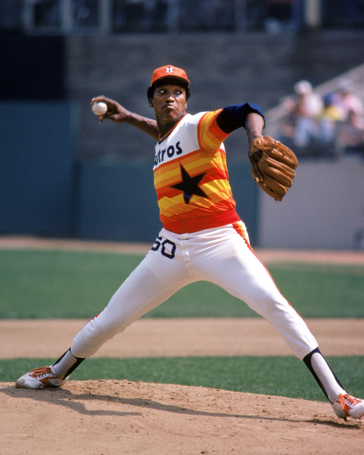 JR Richard - Houston Astros (With images) | Houston astros ...