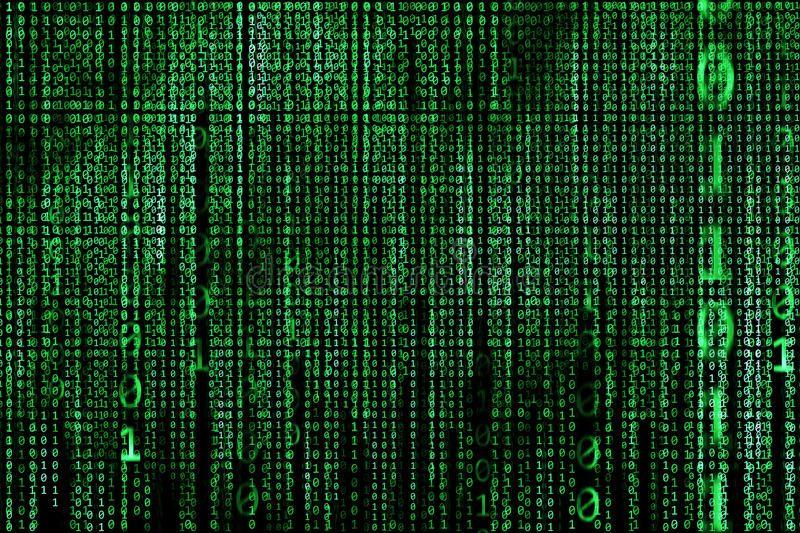 Green Binary Code Big Green Binary Code As Matrix Background Computer Code Wit Sponsored Big Code Code Green Binary Code Coding Green Computing