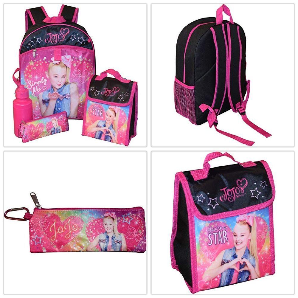 8e32375ba Jojo Siwa Backpack 16