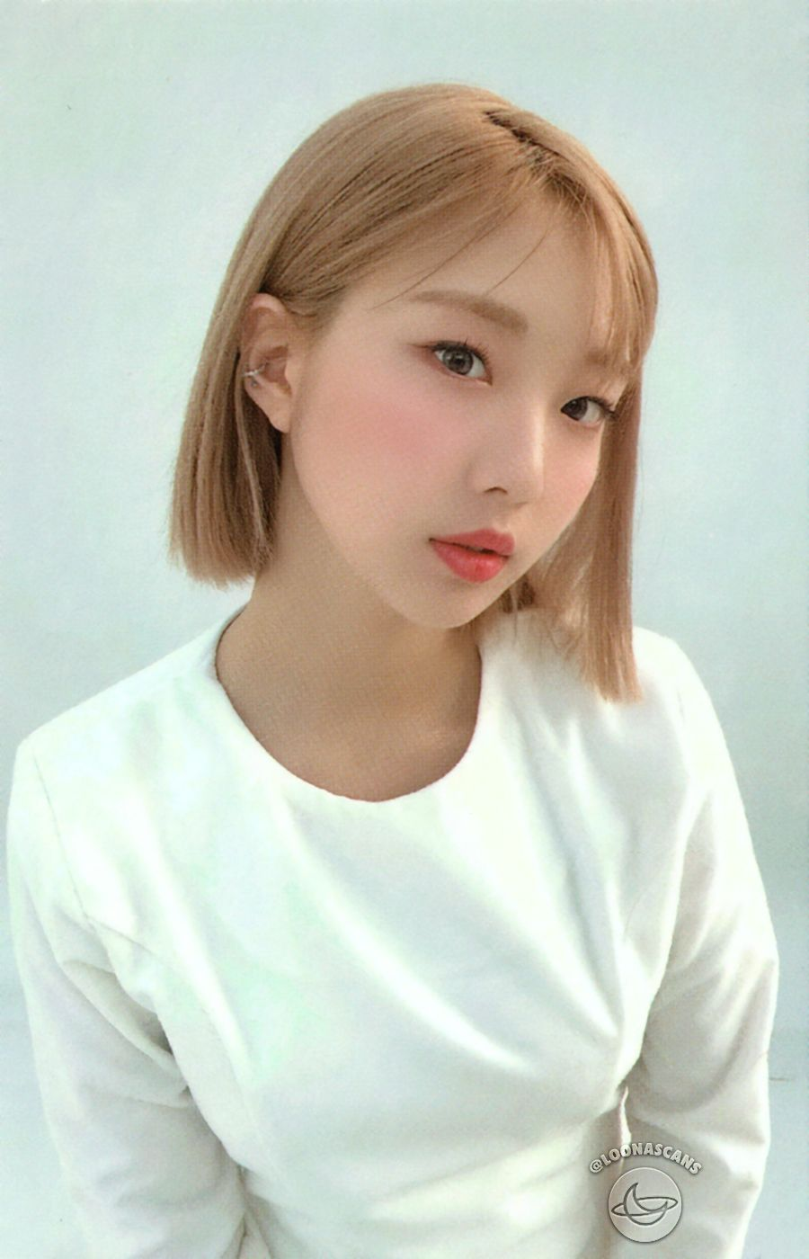 loona scans on Twitter