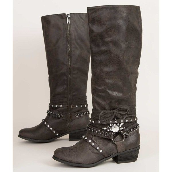 4b018d17b99 Not Rated Tualamne Boot ( 80) ❤ liked on Polyvore featuring shoes ...