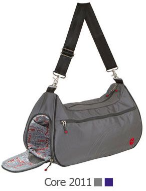 Cutedurable Gym Bag Has Compartment For Shoes Or Sweaty Clothes
