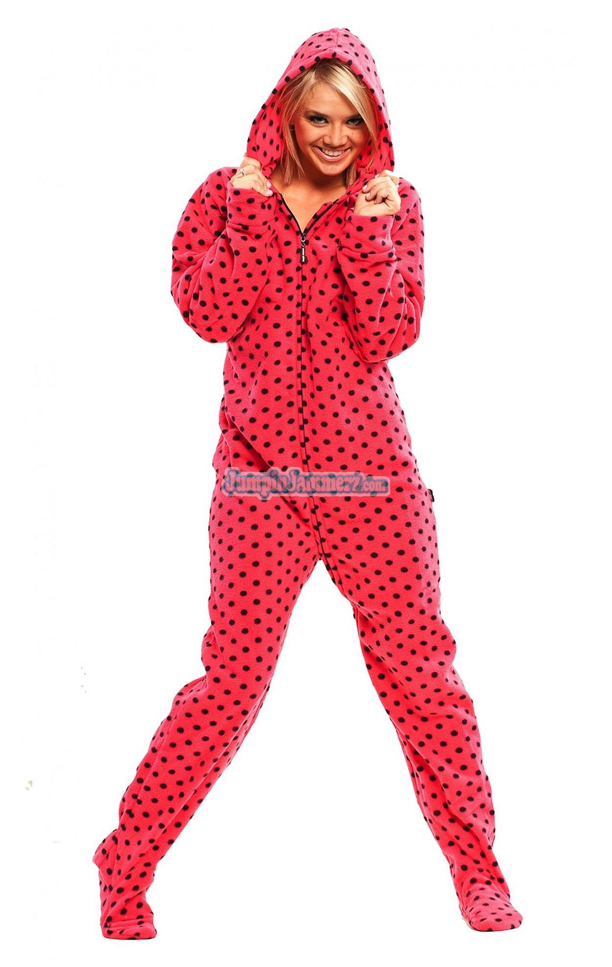 Adult Jumpsuits Footed Pajamas & Onesies   SKARRO - Be Fun
