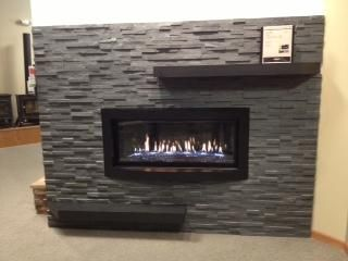 RealStone Charcoal Shadow Stone | For the Home | Pinterest | Kozy heat