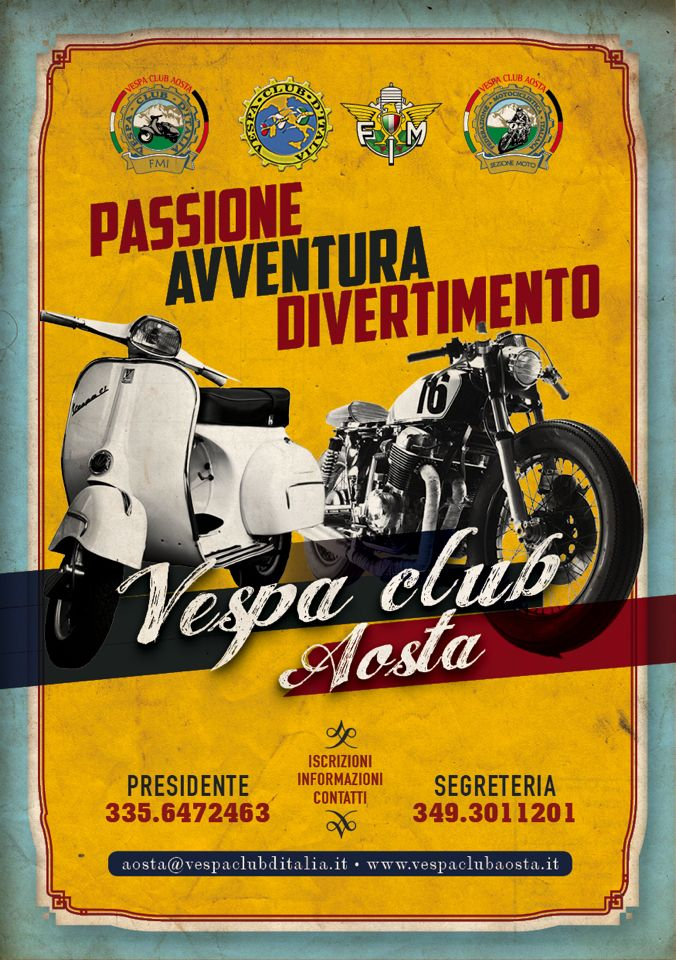 CANVAS PRINT ciao bella VINTAGE ART POSTER ADVERT SCOOTER