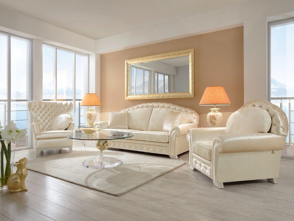 Romantischer Barockstil fürs Wohnzimmer! Ein Traum! | Wohnen ...