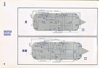 click image for larger version name airstream manual 50 jpg views rh pinterest com Upright MX 19 Wire Schematics Ford Schematics