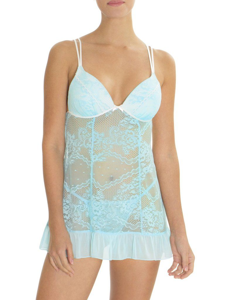 bffc236ae5e Your Jaw Will Drop When You See This Sexy Lingerie From Walmart — All Under   20!