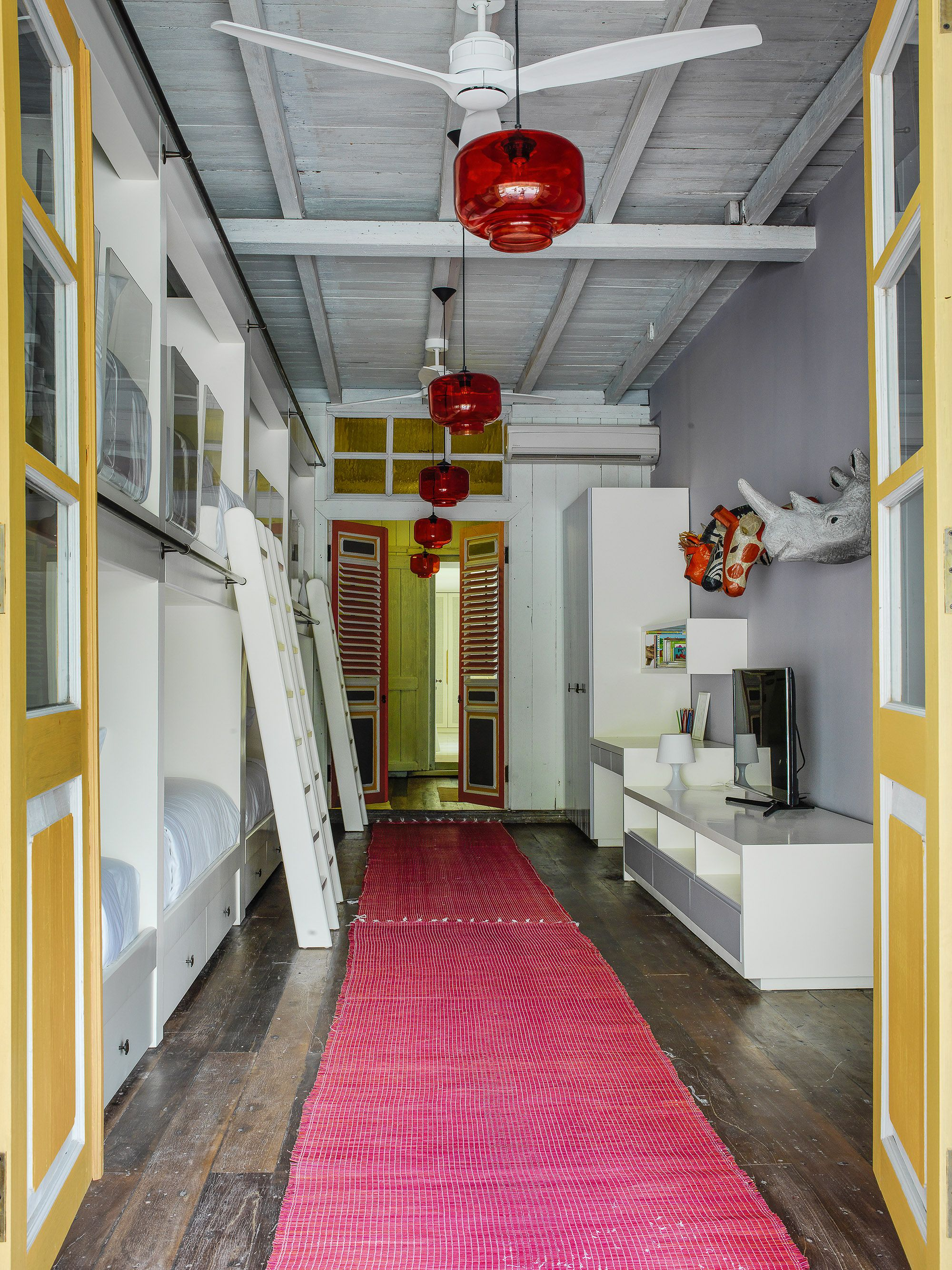 Villa 1880 - Bunk room from veranda | Home & Decor (Interior) | Bunk ...